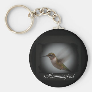 Hummingbird-AA Keychain