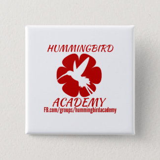 Hummingbird Academy Button