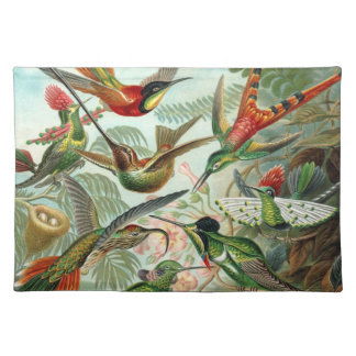 Hummingbird American MoJo Placemat