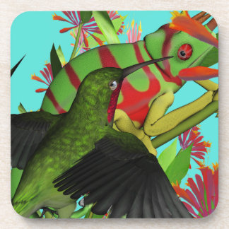 Hummingbird and Chameleion Coaster