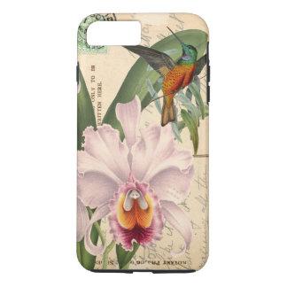 Hummingbird and Orchid iPhone 8 Plus/7 Plus Case