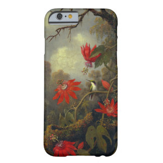 Hummingbird and Passionflowers 1877 Barely There iPhone 6 Case