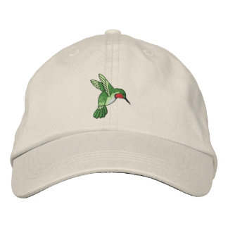 Hummingbird Baseball Cap