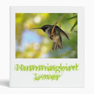 Hummingbird - Binder