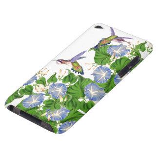 Hummingbird Birds Flowers Floral Device Case
