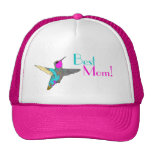 Hummingbird Cap Trucker Hat