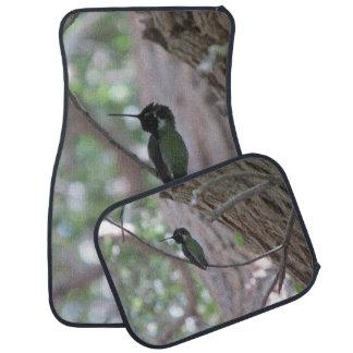 Hummingbird Car Floor Mat