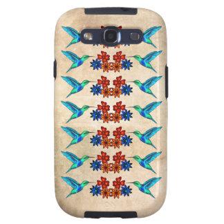Hummingbird Galaxy SIII Cases