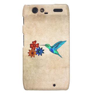 Hummingbird Motorola Droid RAZR Case