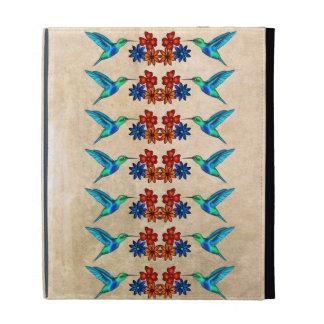 Hummingbird iPad Folio Covers