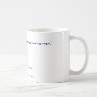 Hummingbird Coffee Cup, (C) Native Artis... Classic White Coffee Mug