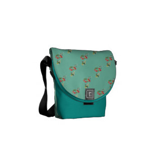 Hummingbird Courier Bag