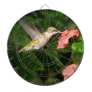 Hummingbird Dartboard