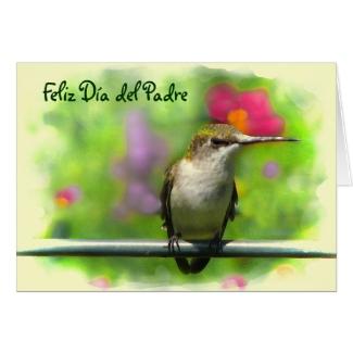Hummingbird Dia del Padre