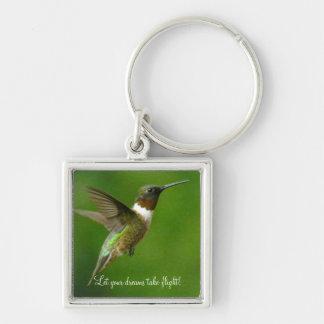 Hummingbird Dreams KeyChain