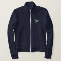 Hummingbird Embroidered Jacket