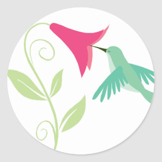Hummingbird Envelope Seals