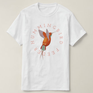 Hummingbird Feeder T-Shirt