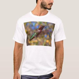 Hummingbird flying T-Shirt