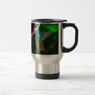 Hummingbird Garden Mugs