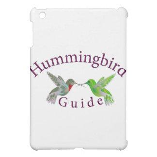 hummingbird guide final iPad mini cover