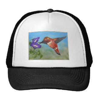 Hummingbird Trucker Hats