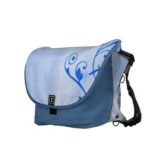 Hummingbird Hearts 2 Messenger Bag