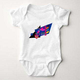 Hummingbird Heaven Baby Bodysuit