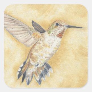 Hummingbird Hovering sticker