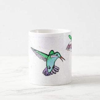 Hummingbird in Flight 11 oz Classic Mug