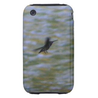 Hummingbird In Flight iPhone 3 Tough Covers
