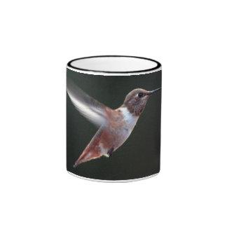 Hummingbird IN-Flight Coffee Mug
