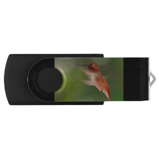 Hummingbird in Flight Flash Drive