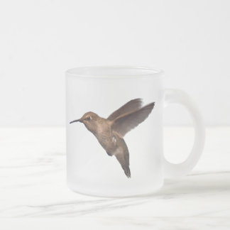 Hummingbird in Flight Mug