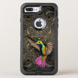 Hummingbird in Flight OtterBox Defender iPhone 7 Plus Case