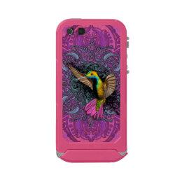 Hummingbird in Flight Waterproof iPhone SE/5/5s Case