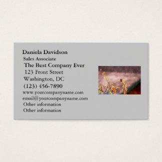 Hummingbird in Rain Shower Business Card