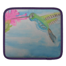 Hummingbird Ipad Cover