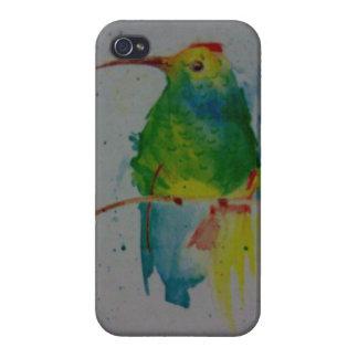 Hummingbird Case For iPhone 4