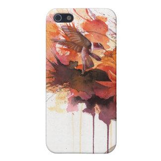 Hummingbird iPhone SE/5/5s Cover