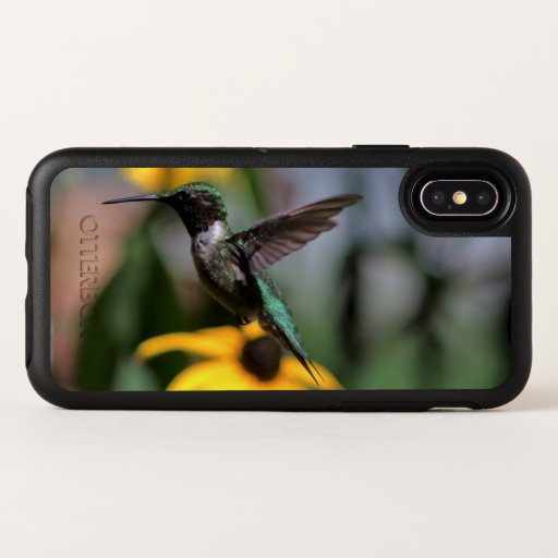 Hummingbird, iPhone X Case.