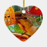 Hummingbird Keepsake Ornament