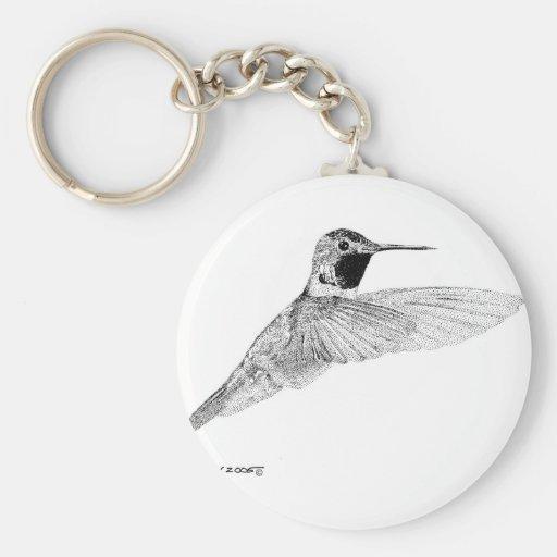 Hummingbird Key Chain