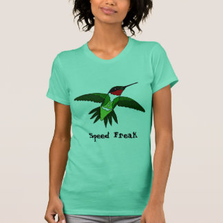 Hummingbird Ladies Shirt