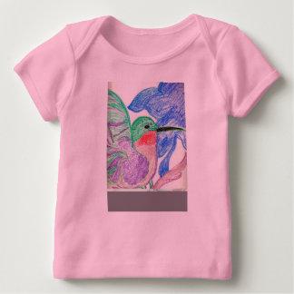Hummingbird Long sleeved Baby Shirt