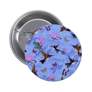 Hummingbird Melody Pins