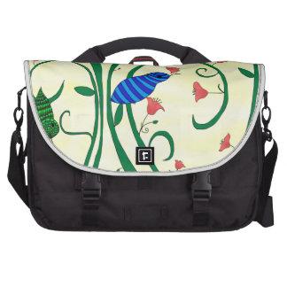 Hummingbird Mingle Digital Painting Commuter Bag