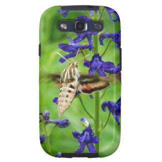 Hummingbird moth samsung galaxy s3 cases