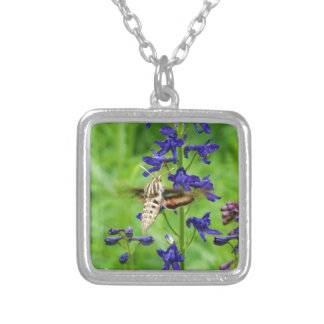 Hummingbird moth necklaces