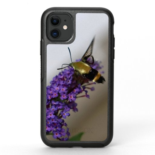 Hummingbird Moth, Otterbox iPhone Case.